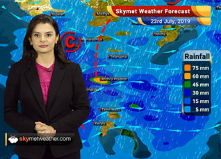 Monsoon in India, Monsoon Advancement of Southwest Monsoon, Monsoon Madness 2019, Monsoon 2019, Weather in Delhi, Weather in Punjab, Rain in Northeast India, Rain in Assam, Rain in Meghalaya, Rain in Sub-Himalayan West Bengal and Sikkim, Weather in India, Weather Forecast, Weather Update, Monsoon reaches Delhi, Monsoon in Delhi, Delhi Monsoon 2019, Rain in Madhya Pradesh, Rain in Bihar, Rain in Shimla, Rain in Uttarakhand, Rain in Himachal Pradesh, Floods in Assam, Monsoon Rains in Kerala, Monsoon Revival in Kerala, Rain in Kozhikode, Rain in Kasargod, Rain in Kannur, Floods in Kerala, Kerala Floods 2019, Flooding in Kerala, Monsoon covers entire India