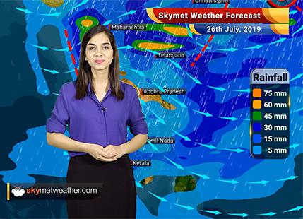 Weather Forecast July 26: Good rains in Rajasthan, South Haryana and West Uttar Pradesh