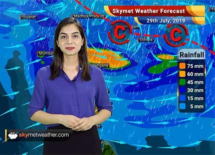 Weather Forecast July 29: Heavy rains in Mumbai, light rains ahead for Delhi, Kolkata, Bengaluru