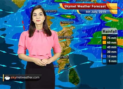 Weather Forecast July 5: Heavy rains over Shivpuri, Guna, Sagar, Damoh, Rajgarh and Gwalior
