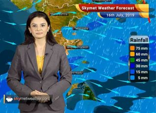 Weather Forecast July 16: Heavy Monsoon rains in Punjab, Coastal Karnataka and Kerala