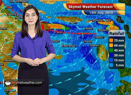 Weather Forecast for July 13: Flooding rains to lash Gorakhpur and Bahraich, Assam turmoil worsen