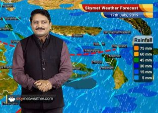 Weather Forecast for July 17: Good rain in Punjab, Haryana while light in Delhi, rain to reduce in Bihar