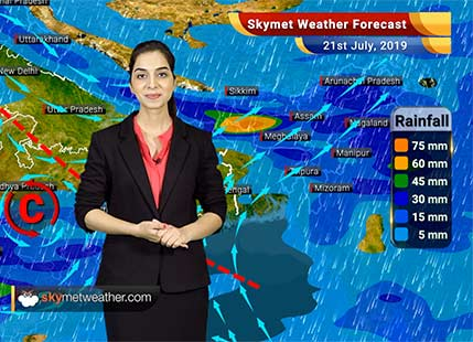 Weather Forecast for July 21: Heavy rain in coastal Karnataka and Kerala