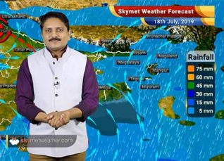 Weather Forecast for July 18: Flood alert for Kerala now, rains will continue in Delhi, Haryana, Punjab