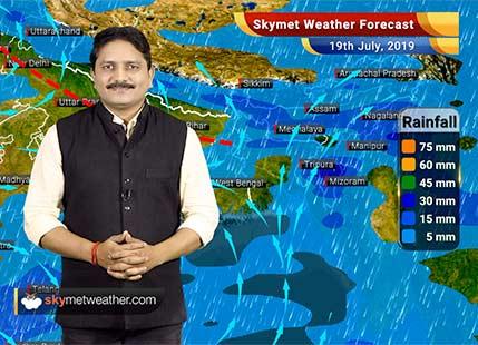 Weather Forecast for July 19: Flooding rains likely in Kerala, Coastal Karnataka, Monsoon rains to start in Maharashtra
