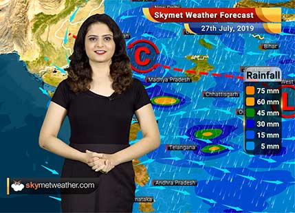 Weather Forecast for July 27: Rains likely in Vidarbha, Marathwada and Madhya Maharashtra
