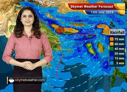 Weather Forecast for July 13: Rains likely in South Konkan and Goa, Mumbai and Madhya Maharashtra