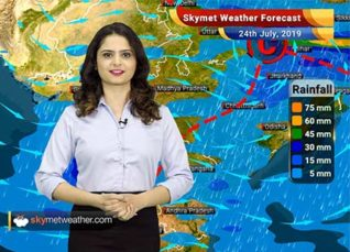 Weather Forecast for July 24: Heavy rain in Konkan and Goa, Mumbai rains to increase now