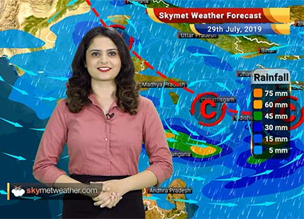 Weather Forecast for July 29: Heavy rains in Vidarbha, moderate rains in Mumbai