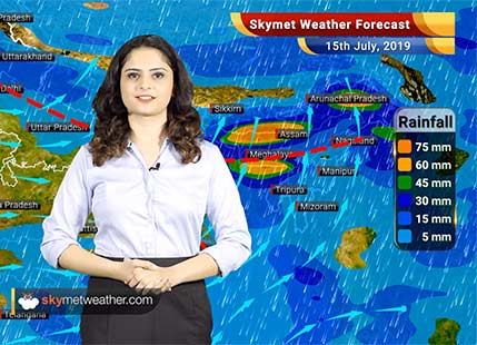 Weather Forecast for July 15: Rains likely in South Maharashtra