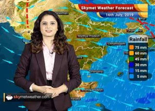 Weather Forecast for July 16: Rains to continue in South Konkan and Goa