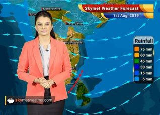 Weather Forecast Aug 1: Alwar, Tonk, Guna and Sagar to see moderate rains with few heavy spells