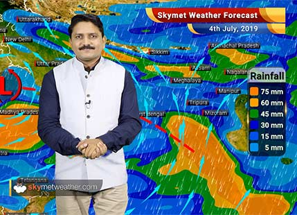 Weather Forecast for July 4: Delhi will have to wait for good Monsoon showers, heavy rain in Bhopal, Indore