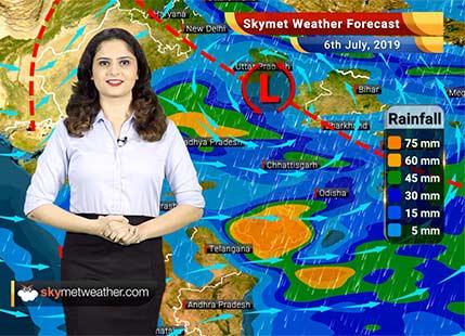 Weather Forecast for July 6: Light rain in Vidarbha and Marathwada, moderate showers in Mumbai