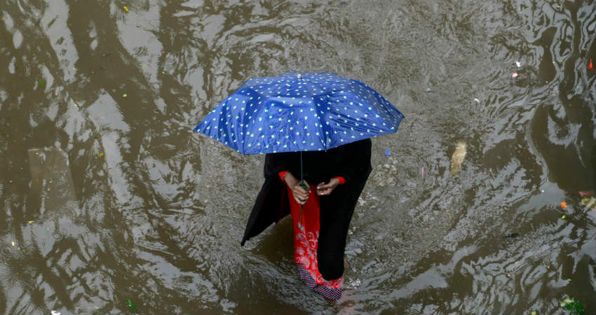 Heavy Rains in Sub Himalayan West Bengal