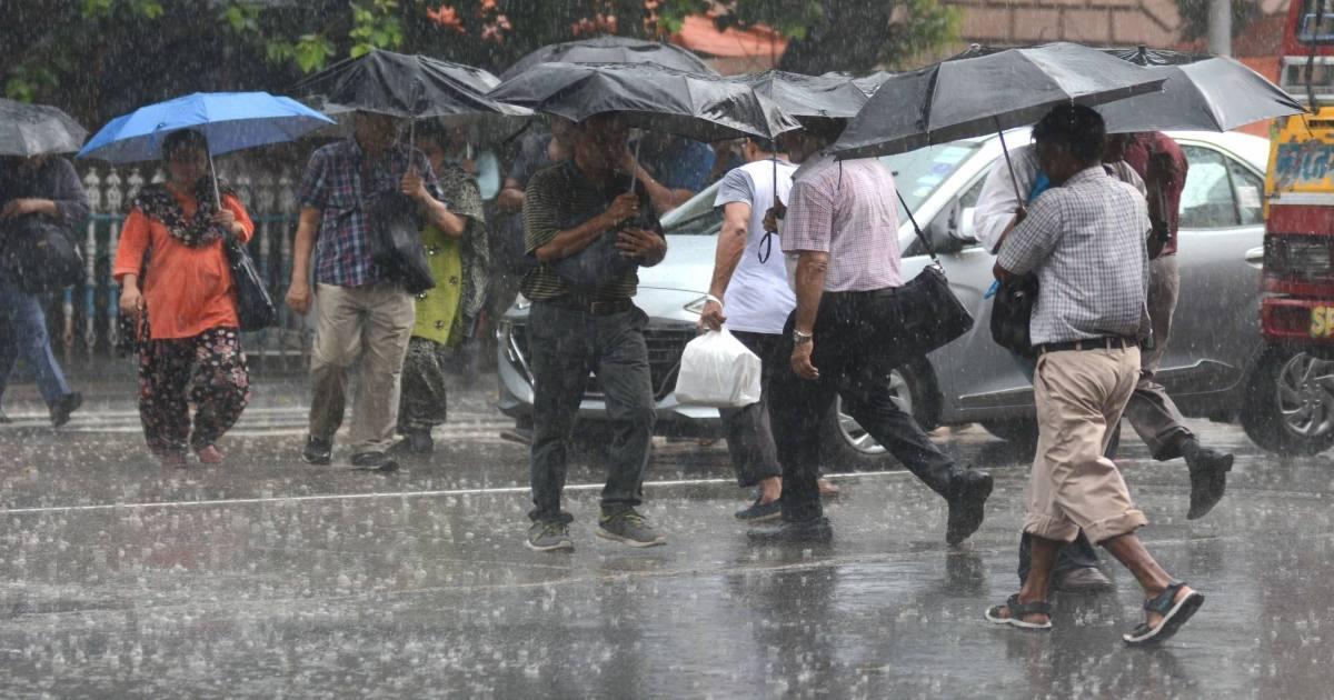 Rain in Haryana and PUnjab