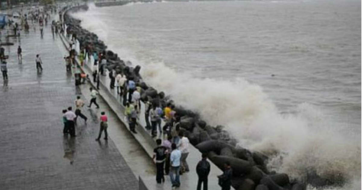 With 132 mm in a few hours, Mumbai rains divert 17 flights
