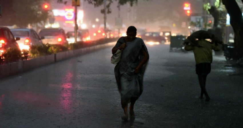 Monsoon Rains in Punjab and Haryana