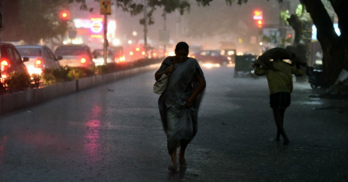 Monsoon Rains in Punjab and Haryana