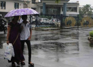 Heavy Rains in Coastal Karnataka