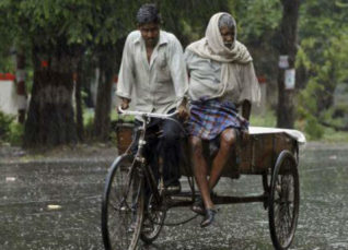 Monsoon Rains in Uttar Pradesh