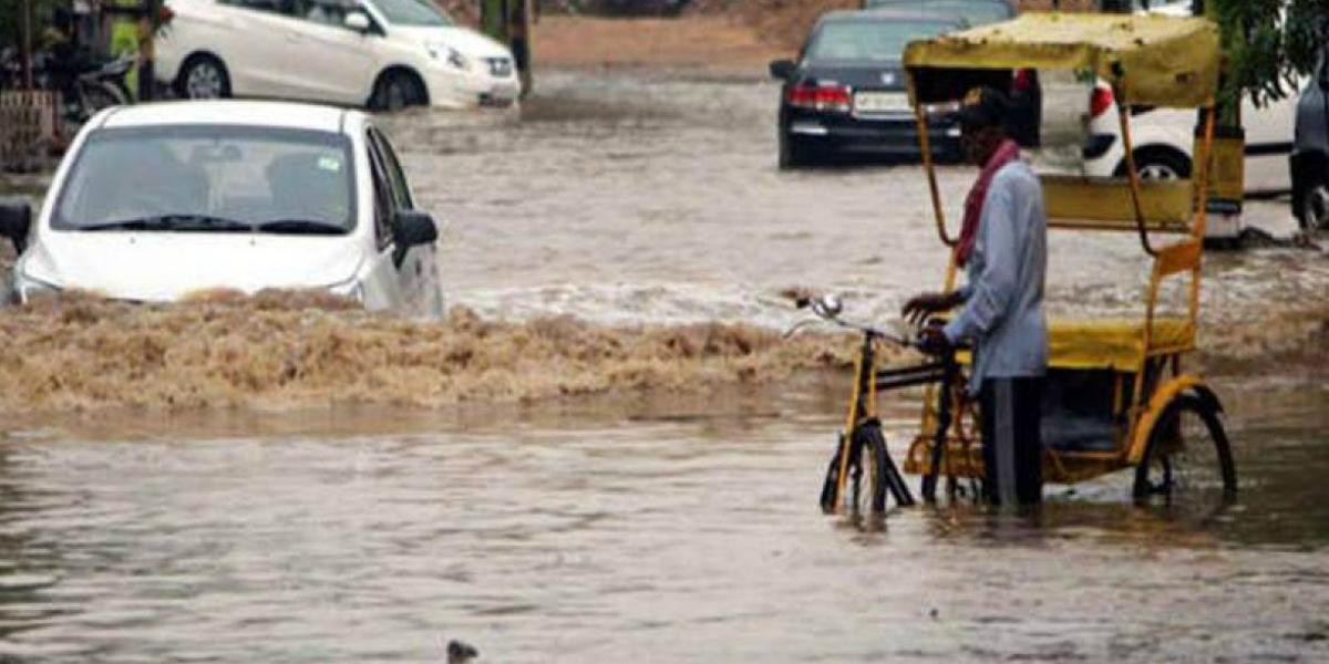 UP floods