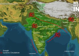 Weather Forecast for July 20 Across India