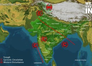 Weather Forecast for July 21 Across India