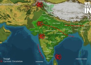 Weather Forecast for July 23 Across India