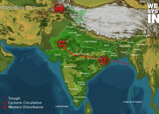 Weather Forecast for July 30 Across India