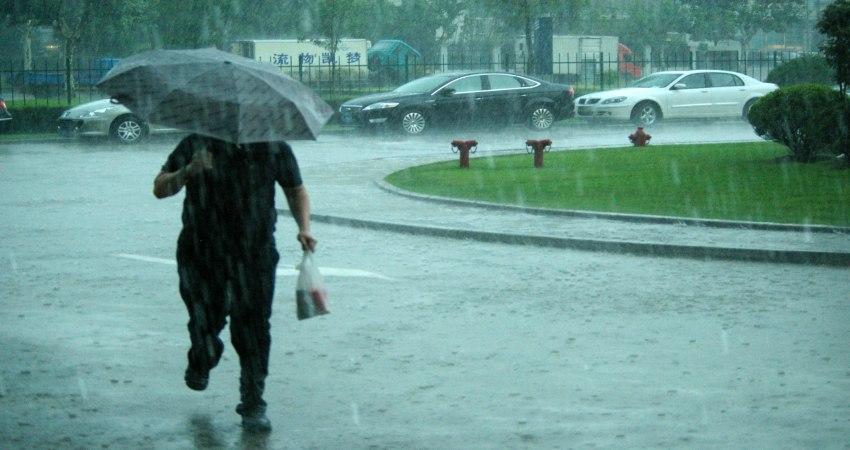 Weather alert for cities
