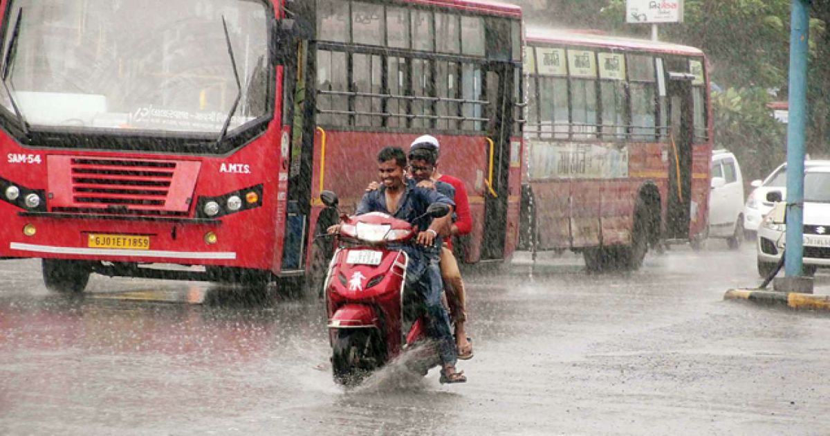 gujrat rain