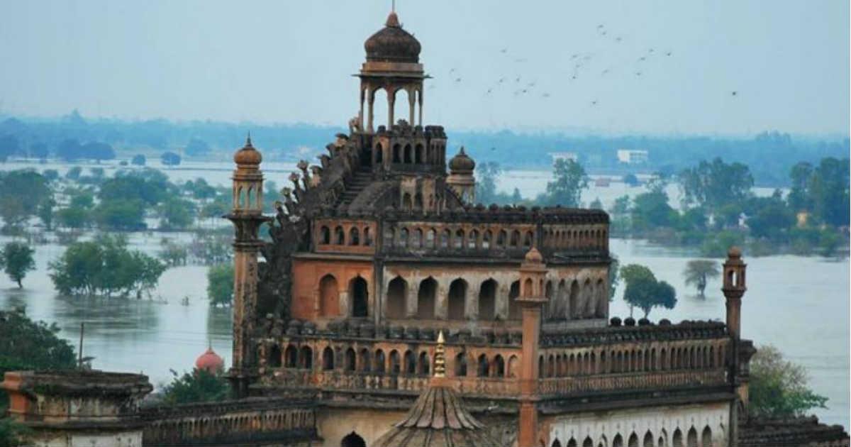 Rain in Lucknow