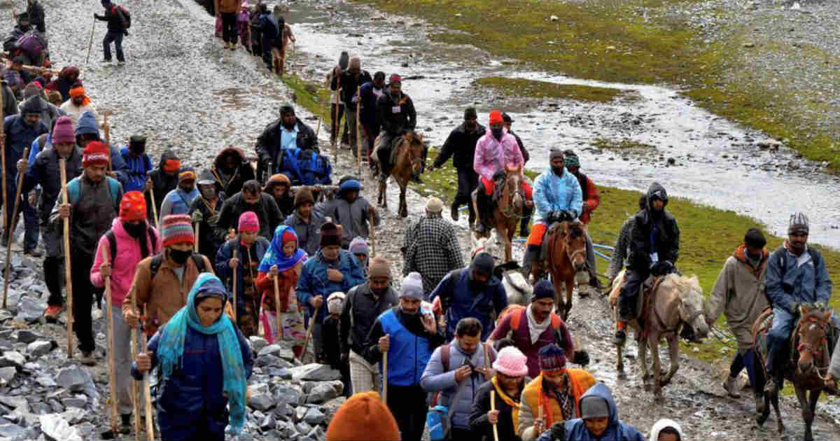 Monsoon In Jammu And Kashmir : Latest news and update on Monsoon In