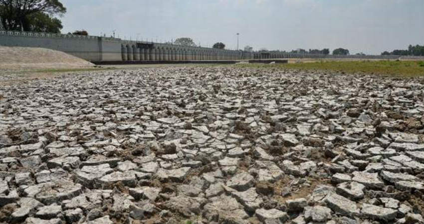 Drought in South India