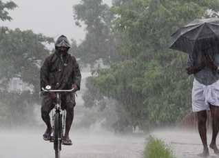 Rains in Kerala