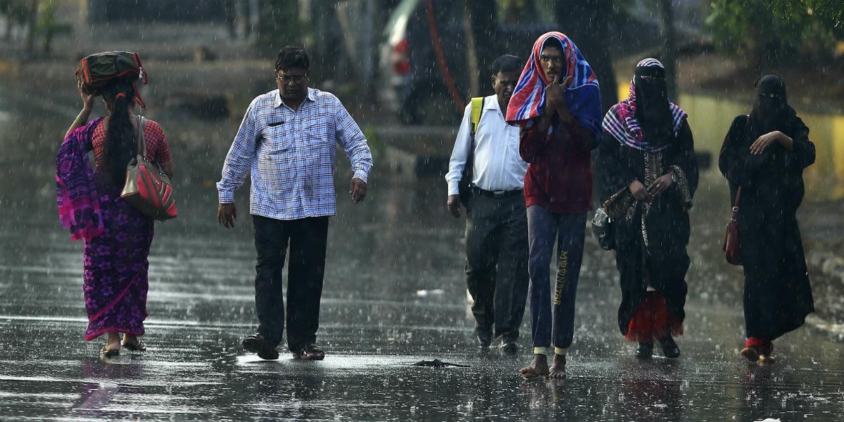 rain in Madhya Praesh