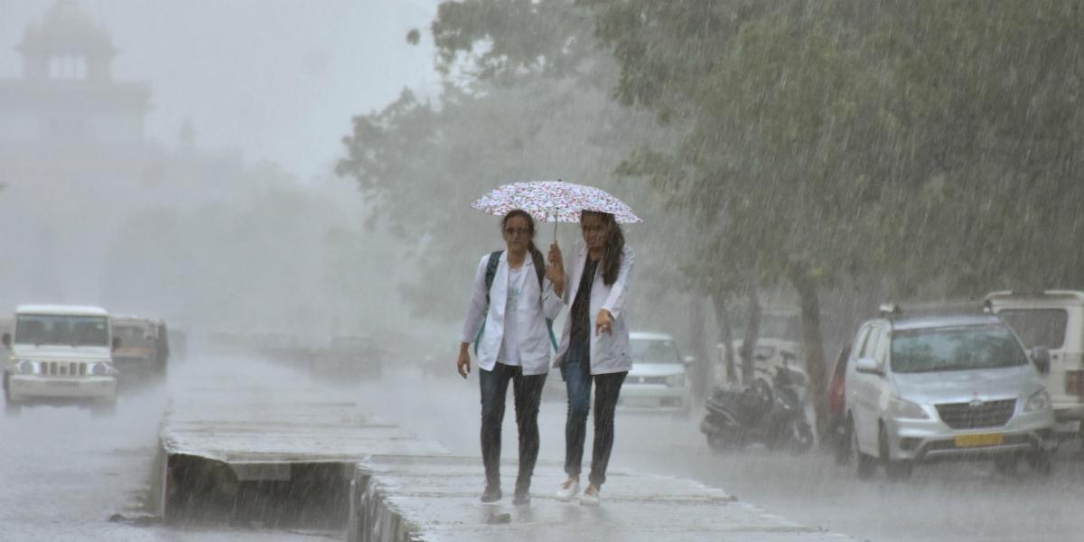 weather in Jaipur