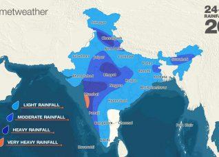 Monsoon 2019: Southwest Monsoon forecast for August 4