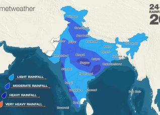 Monsoon 2019: Southwest Monsoon forecast for August 7