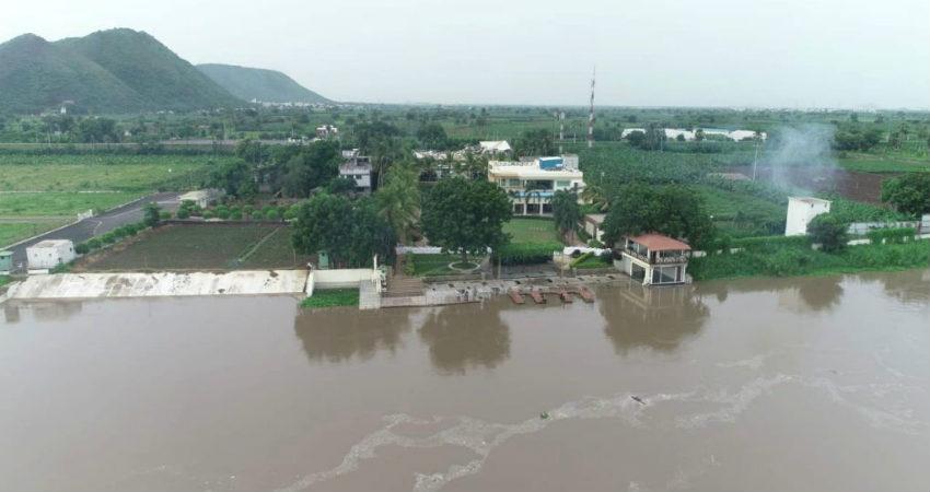 Amaravati Flood Prone