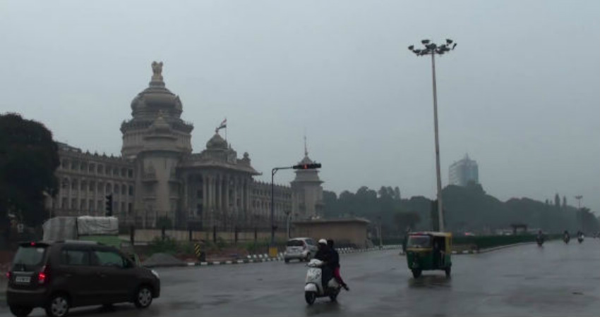 Bengaluru Rains