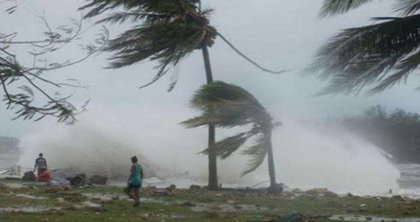 Cyclonic storm Padul