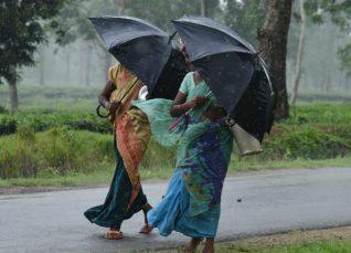 East India weather