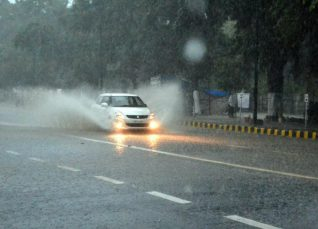 Low Pressure in Bay of Bengal