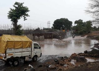 Rain in Madhya Pradesh and Chhattisgarh
