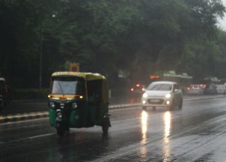 Weather of Delhi and NCR