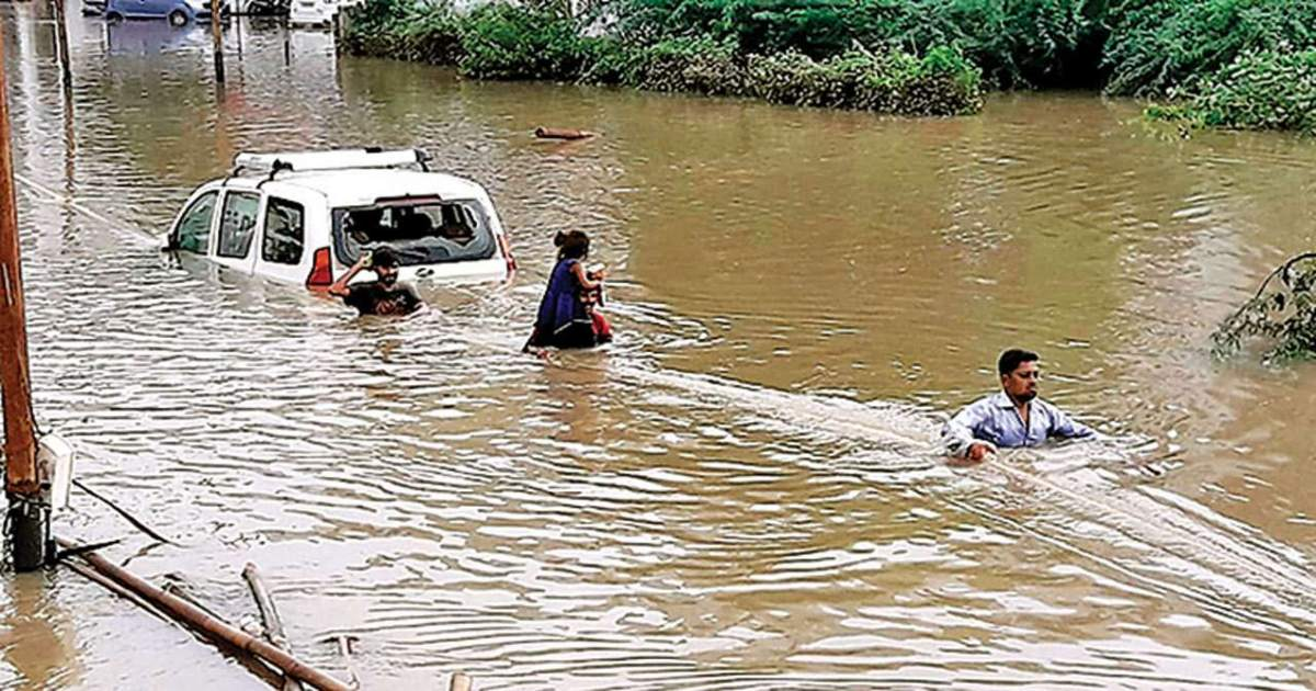 Gujarat Flood