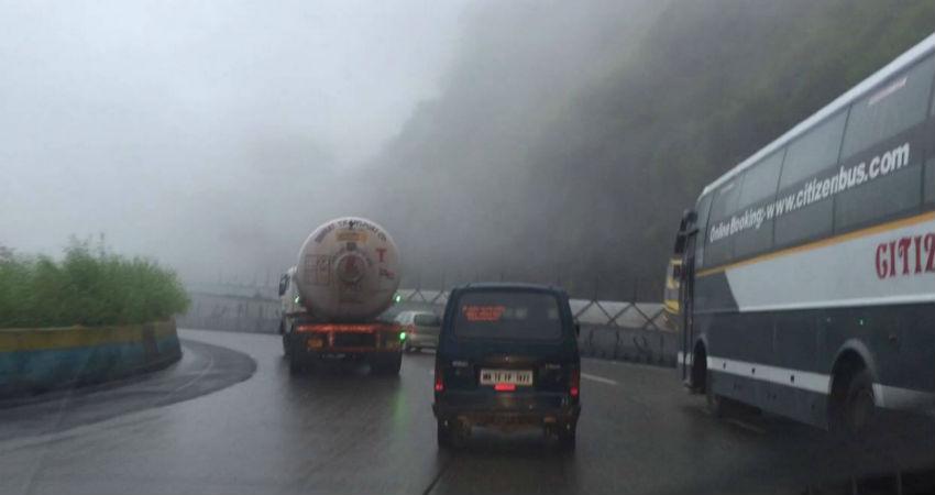 Pune Bengaluru Highway